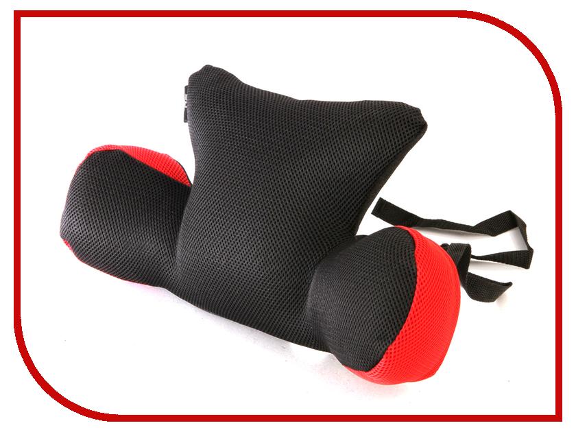 Подушка для поддержки поясницы Sotra Embrace Red-Black FR 3128-61 new for asus gl552 gl552j gl552jx gl552v gl552vl gl552vw backlit french fr laptop keyboard black