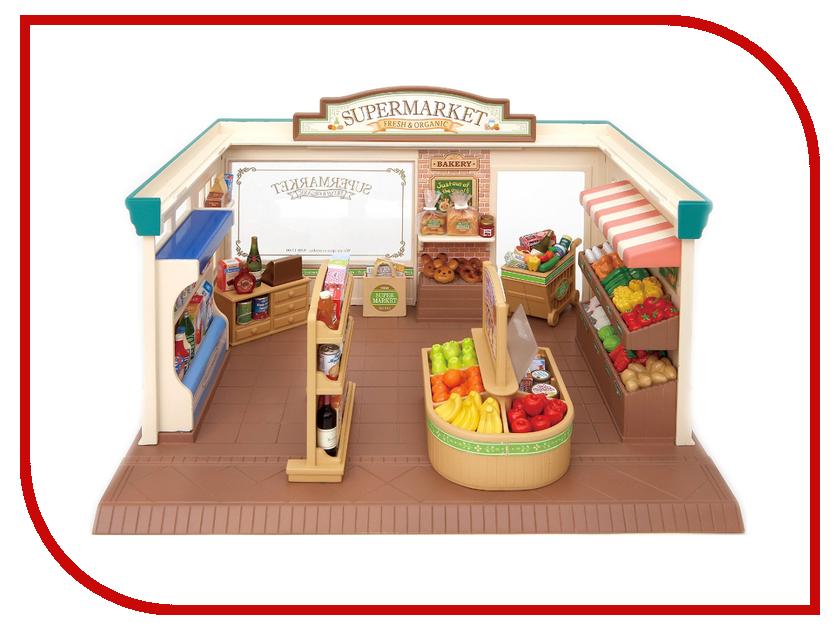 Игра Sylvanian Families Супермаркет 5049 игра sylvanian families фреш бар