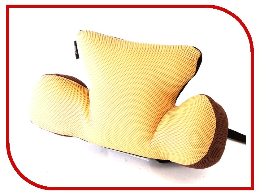 Подушка для поддержки поясницы Sotra Embrace Brown-Beige FR 3128-76