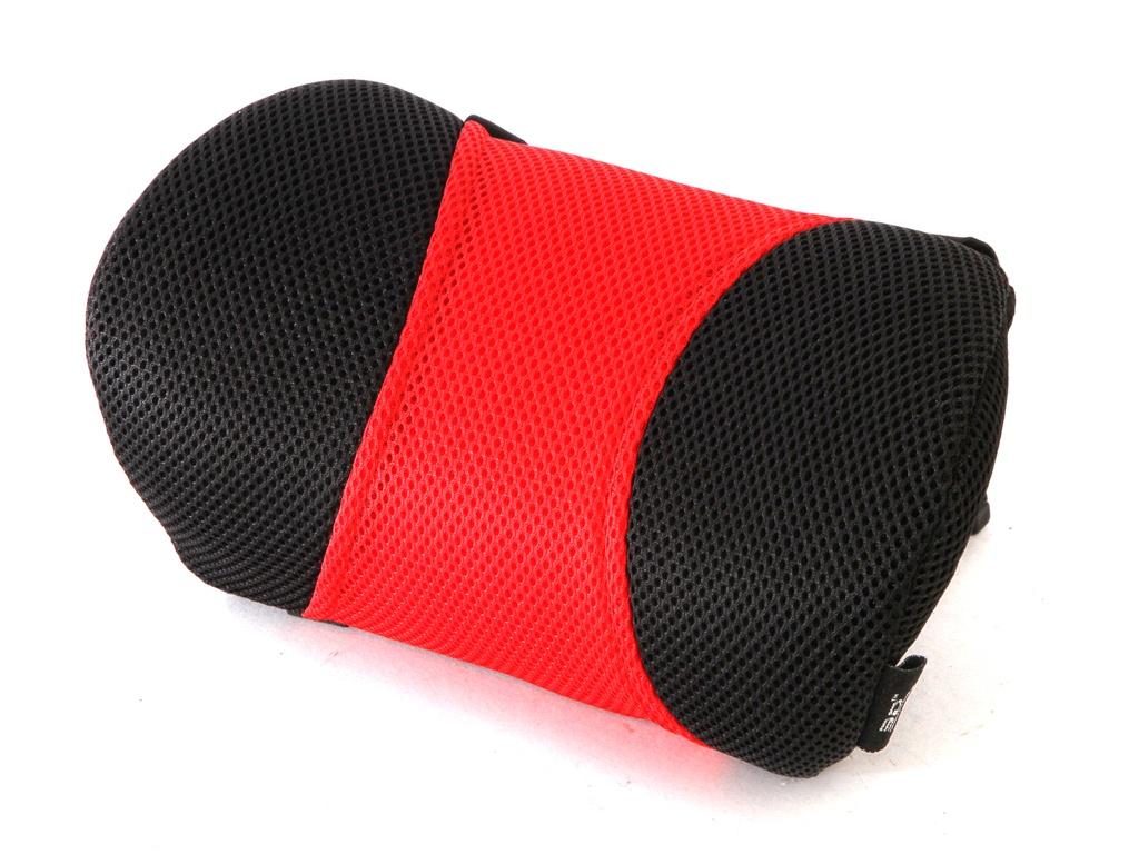 Подушка большая для шеи Sotra Bow Tie-Big Red-Black FR 3135-61