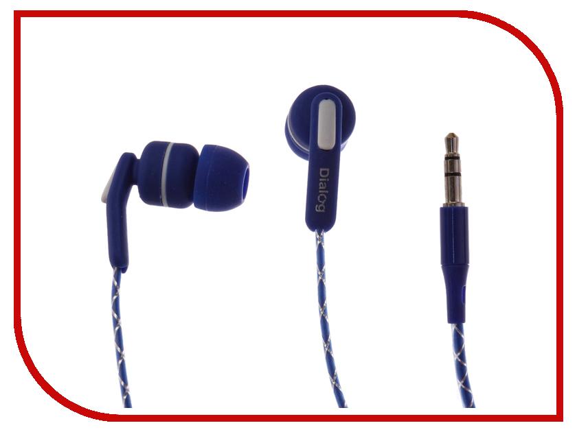 цена на Dialog EP-F15 Blue
