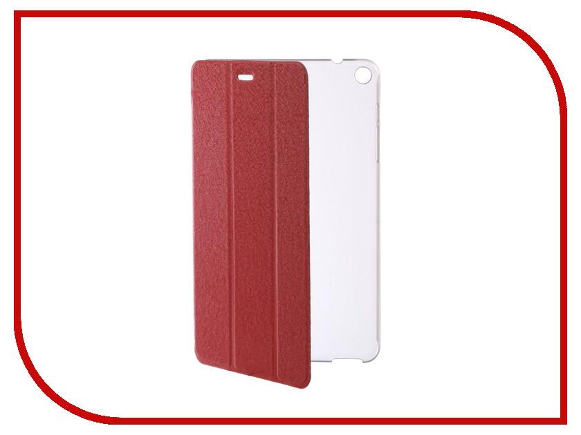 Аксессуар Чехол Huawei MediaPad T1 8.0 S8-701U/S8-701W Cojess TransCover Red