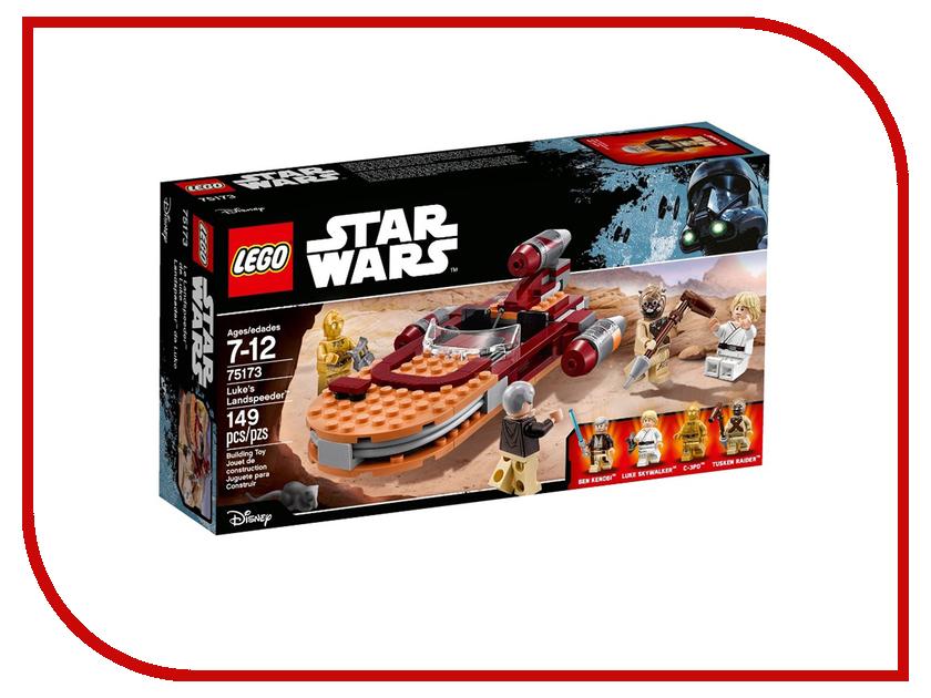 Конструктор Lego Star Wars Спидер Люка 75173 конструктор lego 41308 кондитерская стефани