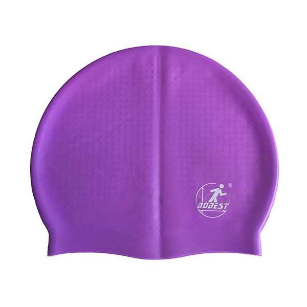 Шапочка Dobest XA10 Purple 28265428 dobest силиконовая шапочка для плавания dobest с рисунком голубая