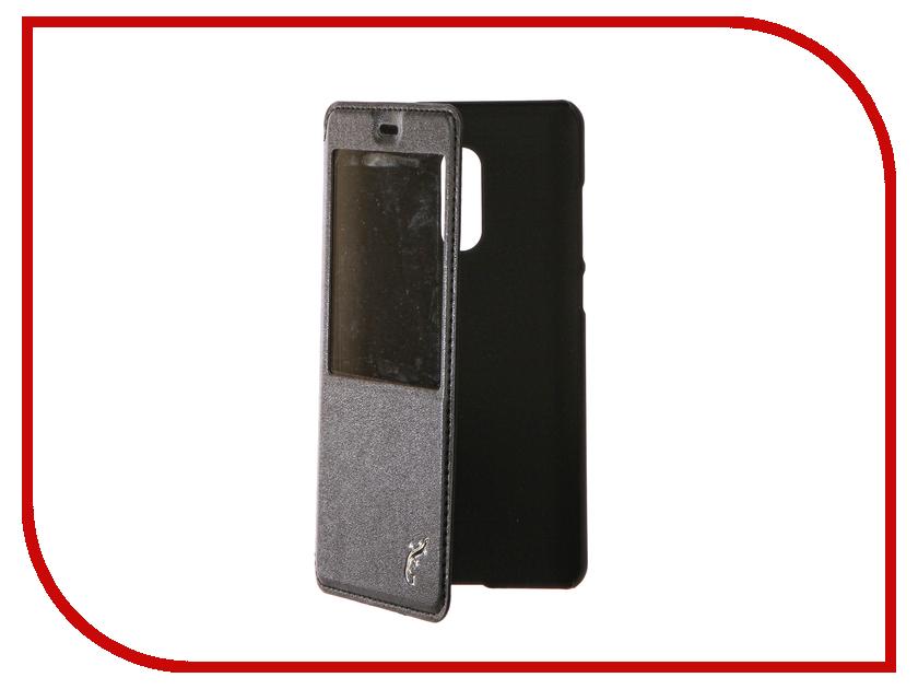 Фото Аксессуар Чехол Xiaomi Redmi Note 4X G-Case Slim Premium Black GG-805 аксессуар чехол xiaomi redmi 5 plus g case slim premium black gg 918