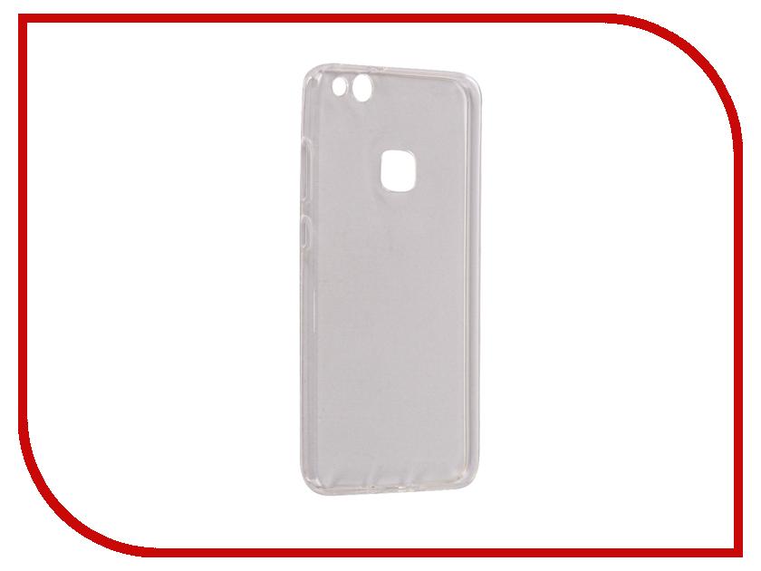 Аксессуар Чехол Huawei P10 Lite Zibelino Ultra Thin Case White ZUTC-HUA-P10-LIT-WHT аксессуар чехол huawei p9 lite zibelino soft matte zsm hua p9 lit