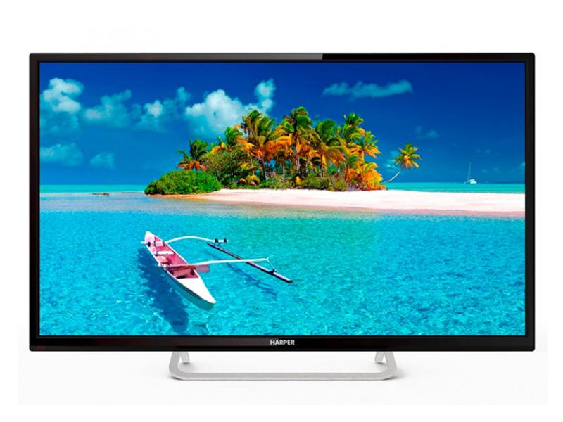 лучшая цена Телевизор Harper 32R660T