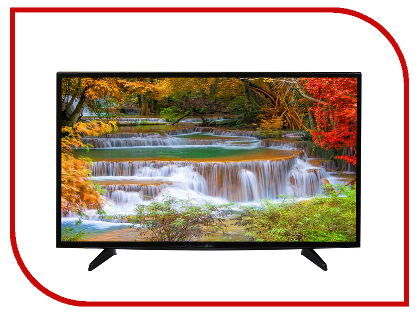 Телевизор LG 43LJ510V led телевизор lg 43lj510v