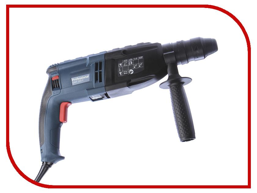 Перфоратор Bosch GBH 2-24 DFR 0.611.273.000 перфоратор bosch gbh 432 dfr 0 611 332 100