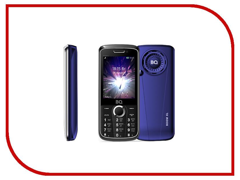 Сотовый телефон BQ BQ-2805 Boom XL Dark-Blue сотовый телефон bq 5009l trend dark blue
