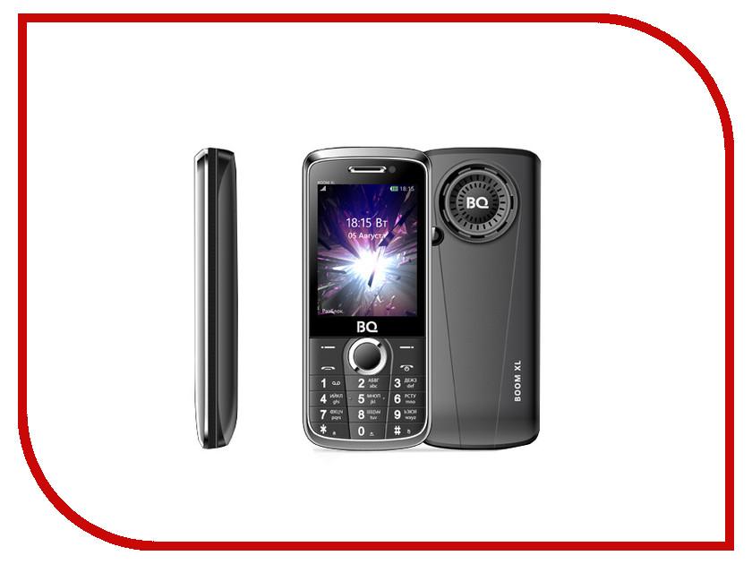 Сотовый телефон BQ BQ-2805 Boom XL Grey bq 2427 boom l gray
