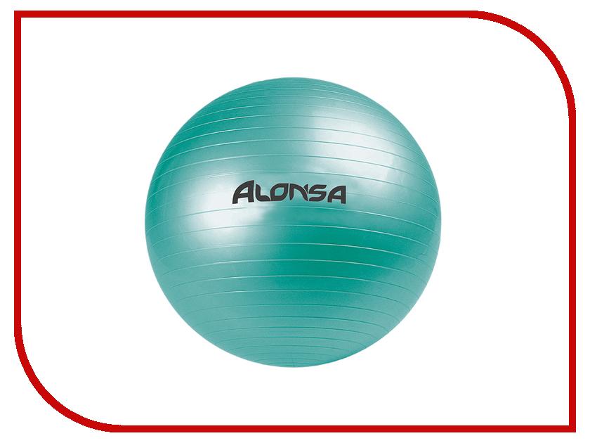 Мяч Alonsa AS4 RG-1 55cm Green русский гамак rg 20 материал канвас полоска 4