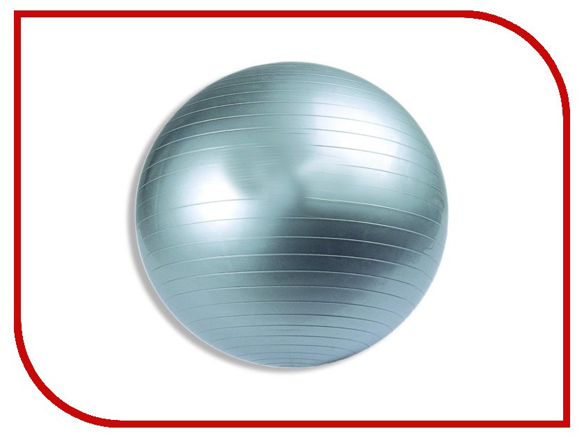 Мяч Easy Body 1766EG-IB N/C 65cm Grey мяч easy body 1766eg ib3 65cm blue