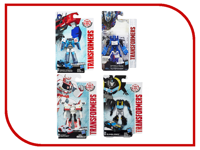Игрушка Hasbro Transformers Легион B0065