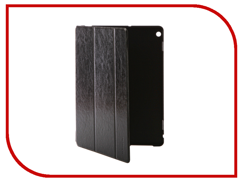 Аксессуар Чехол Huawei Media Pad M3 Lite 10 IT Baggage Black ITHWM315-1