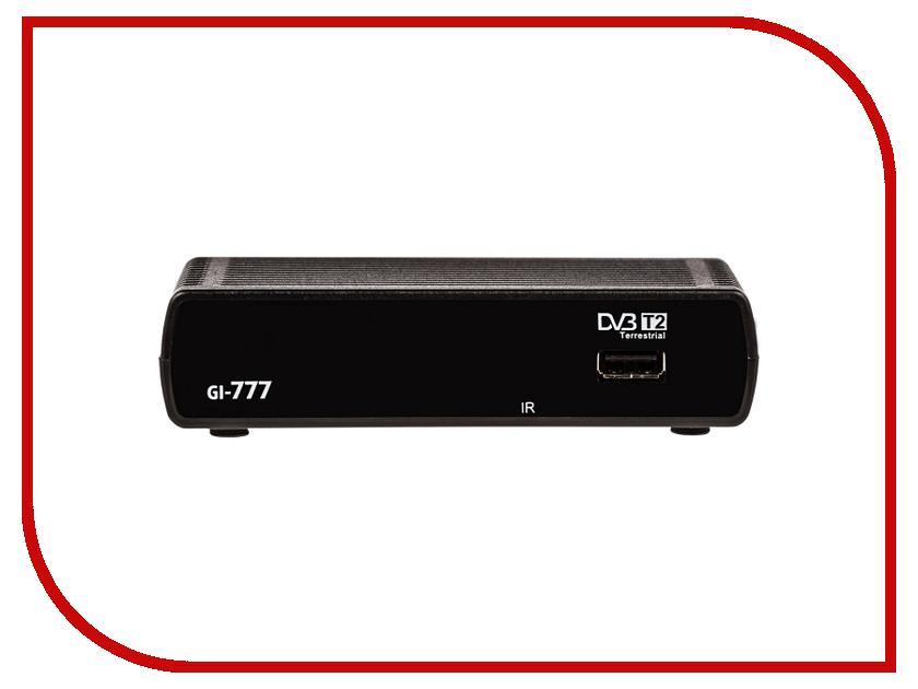 Сигнал electronics DVB-T2 GI777