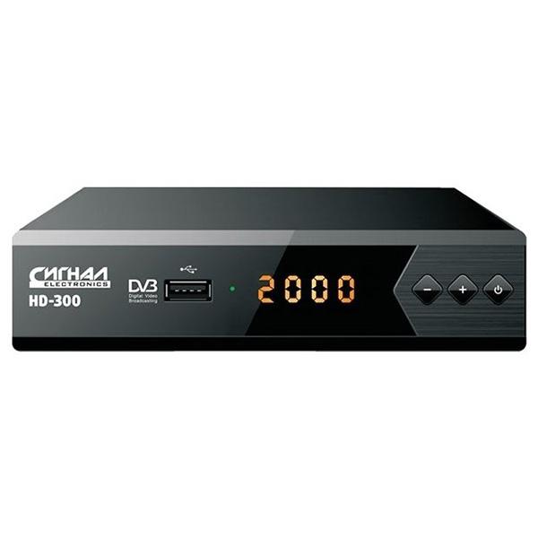 Сигнал electronics DVB-T2 HD-300 цены