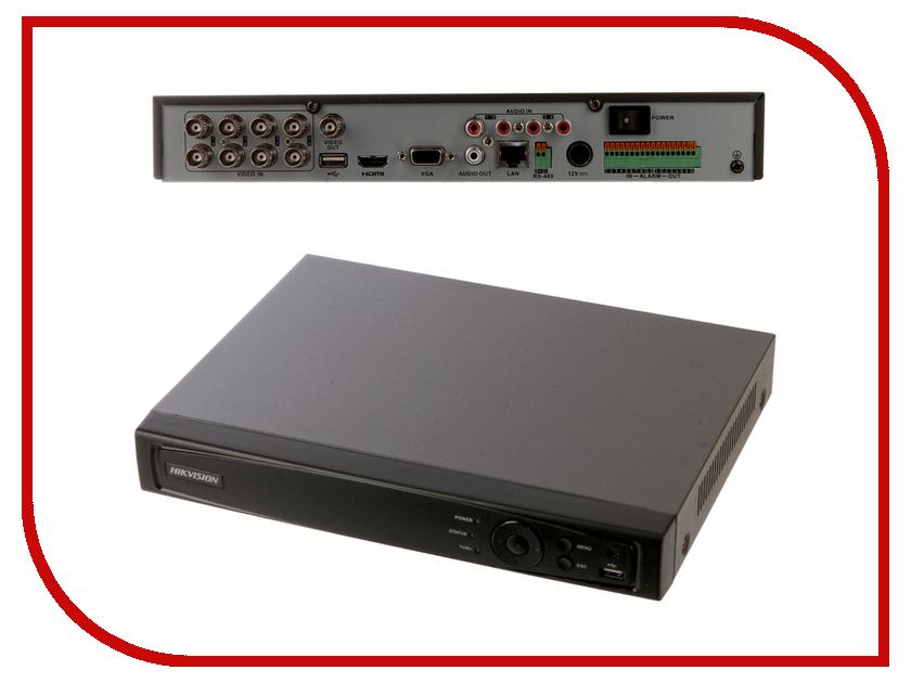 Видеорегистратор Hikvision DS-7208HQHI-F1/N panda gold protection 3 устройства 2 года [цифровая версия] цифровая версия
