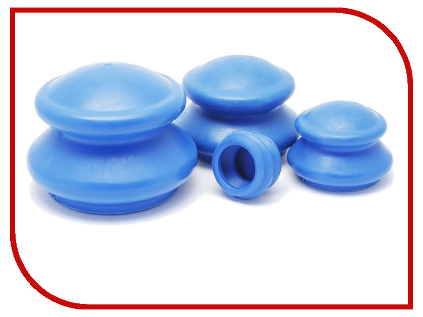Массажер Keep-Fit Jar Резиновые Банки LDG4-1A