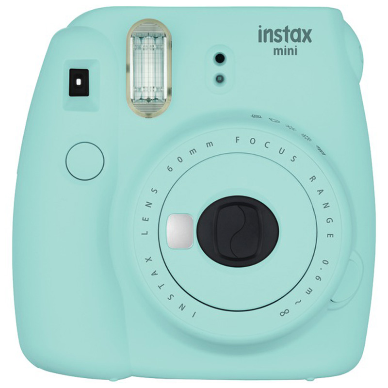 Фото - Фотоаппарат Fujifilm Instax Mini 9 Ice Blue fujifilm instax mini monochrome ww 1