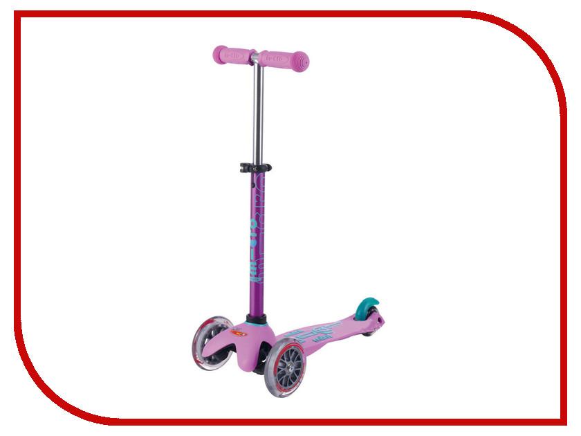 Самокат Micro Mini Deluxe Lavender MMD037