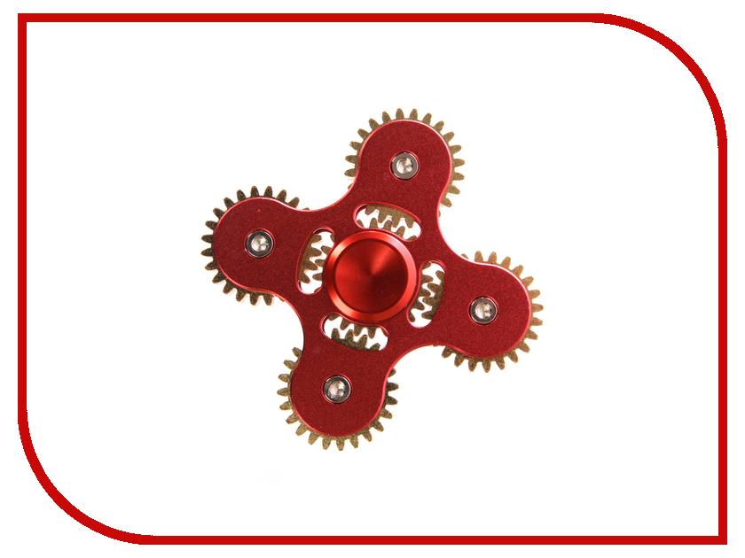 Спиннер Red Line Spinner Шестеренки металлический Red спиннер шестеренки