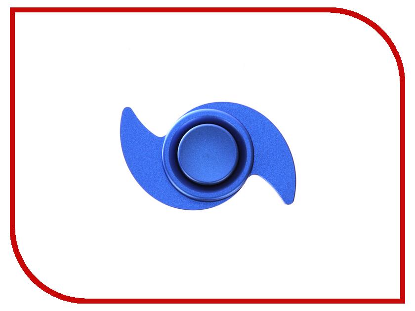 Спиннер Red Line Spinner Два полукруга металлический Blue спиннер red line spinner сюрикен металлический iridescent color