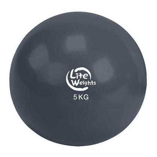 купить Медбол Lite Weights 5кг Anthracite 1705LW недорого