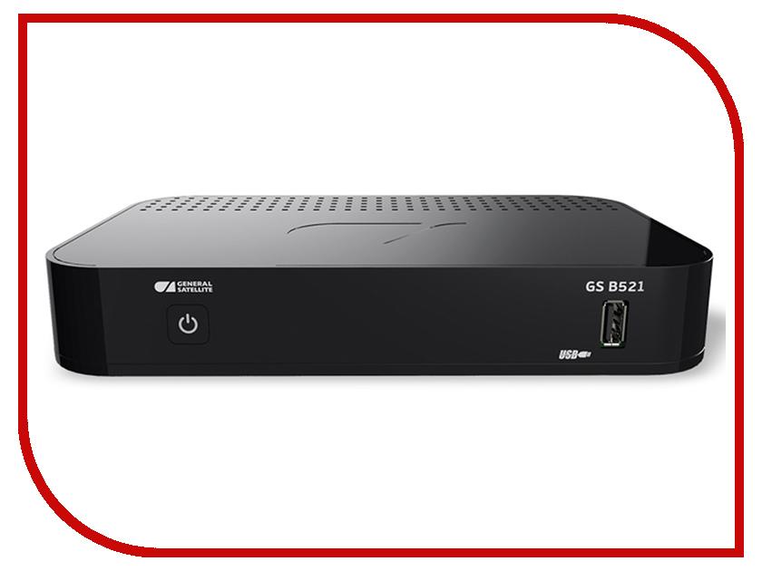 Комплект спутникового телевидения Триколор ТВ Full HD GS B521 Сибирь 046/91/00047371
