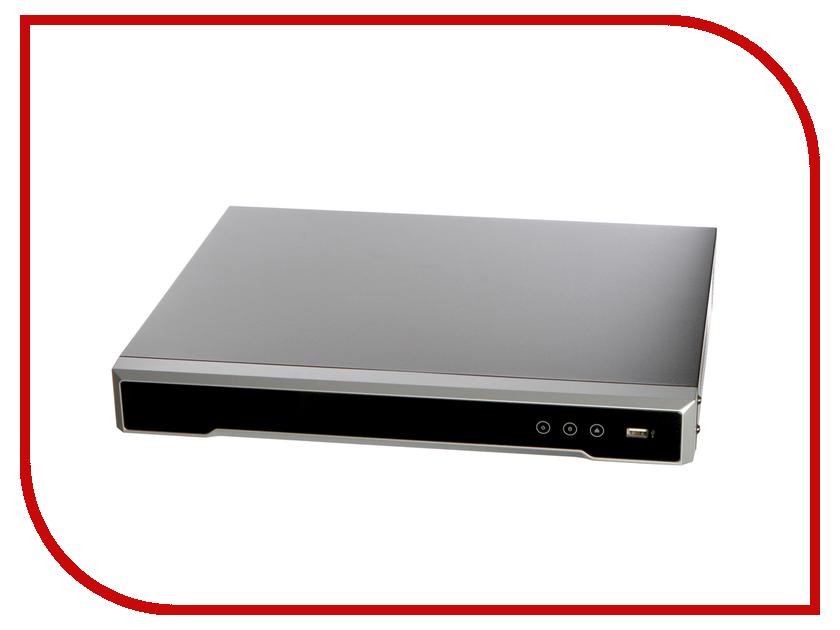 Видеорегистратор Hikvision DS-7616NI-K2 цифровой видеорегистратор hikvision nvr ds 7108n sn