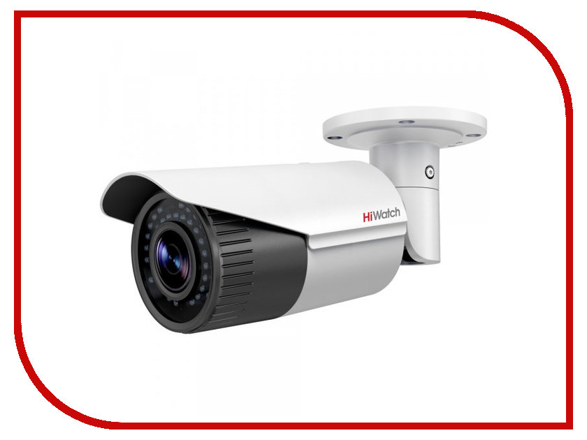 IP камера Hikvision Hiwatch DS-I206 2.8-12mm ip камера hikvision ds 2cd2742fwd izs 2 8 12mm