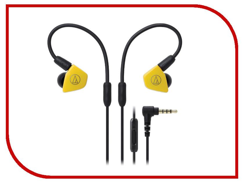 Audio-Technica ATH-LS50ISYL гарнитура audio technica ath sport3 rd red