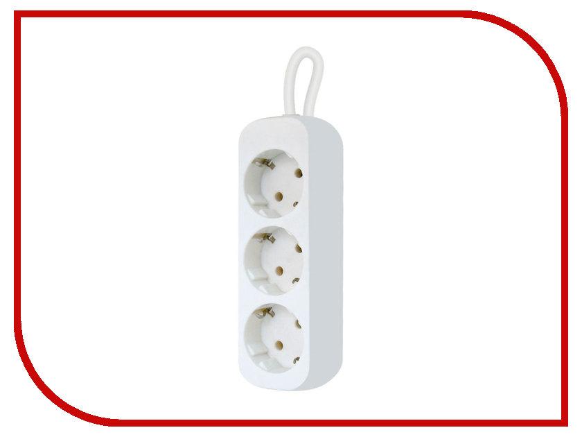 Сетевой фильтр Defender E318 3 Sockets 1.8m 99221