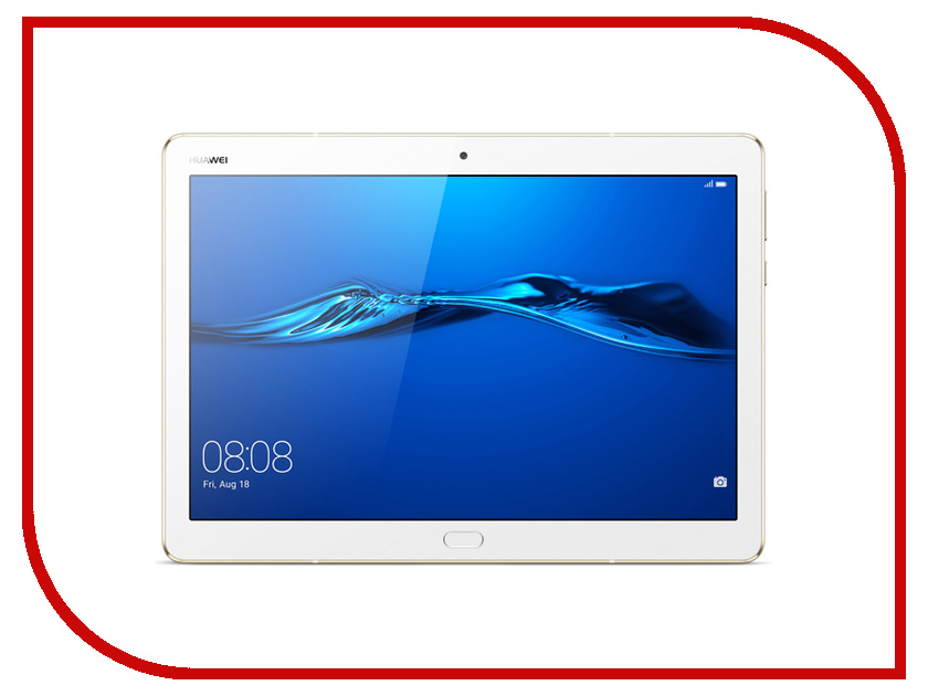 Планшет Huawei MediaPad M3 Lite 10 32Gb BAH-L09 Gold (Qualcomm MSM8940 Snapdragon 435 1.4 GHz/3072Mb/32Gb/GPS/LTE/Wi-Fi/Bluetooth/Cam/10.1/1920x1200/Android) планшет prestigio multipad grace 3118 pmt31183gccis black mediatek mt8321 1 2 ghz 1024mb 8gb wi fi bluetooth cam 8 0 1280x800 android