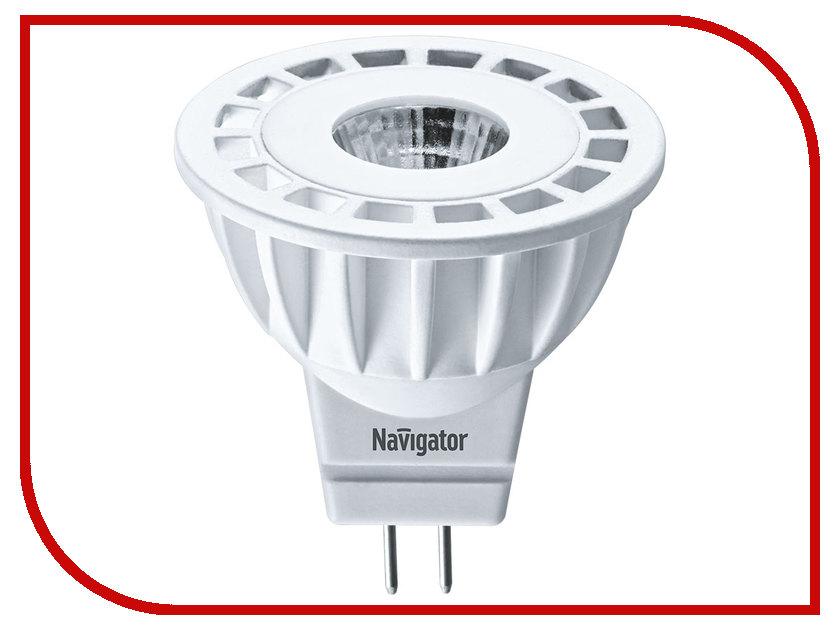 Лампочка Navigator 94 141 NLL-MR11-3-12-3K-GU4 лампочка navigator 94 255 nll mr16 3 230 3k gu5 3