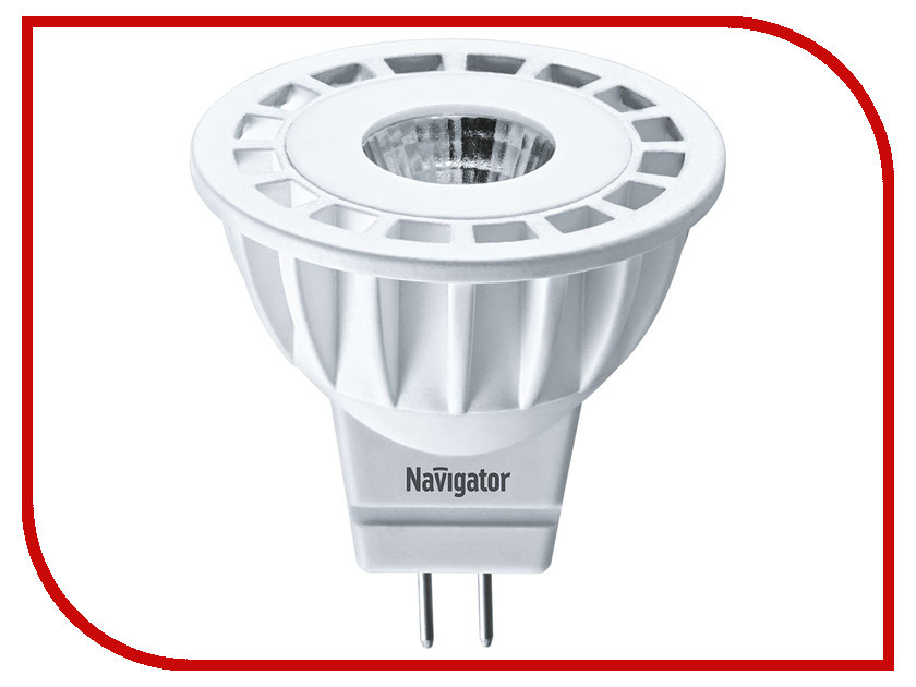 Лампочка Navigator 94 141 NLL-MR11-3-12-3K-GU4 лампочка филипс 007054 b1s 35w e1 04j dot 9285 141 294