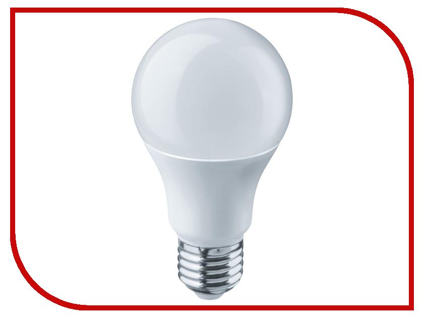 Лампочка Navigator 61 202 NLL-FITO-A60-10-230-E27 светодиодная фитолампа espada fito e27 60 12w 220 240v