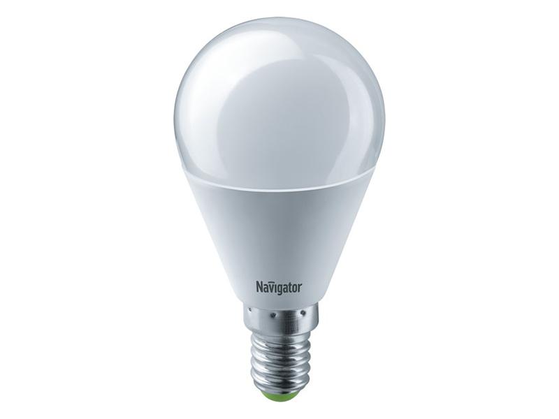 Лампочка Navigator 61 334 NLL-G45-8.5-230-4K-E14 лампочка navigator 94 131 nll g45 5 230 4k e14