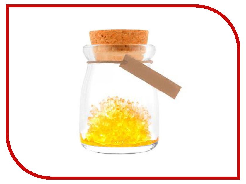 Набор для выращивания кристаллов Megamind Волшебная банка с кристаллами Yellow М6769