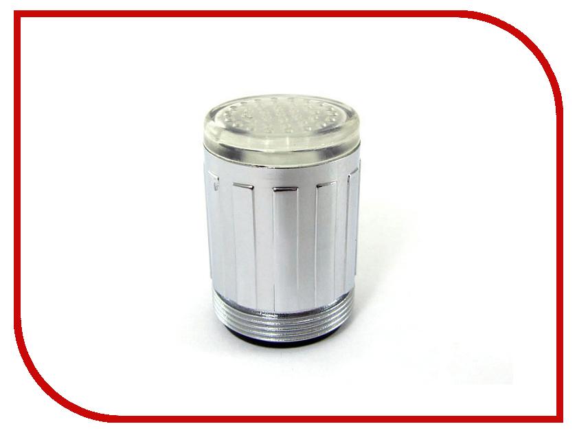 Термочувствительная LED насадка на кран Megamind М5095