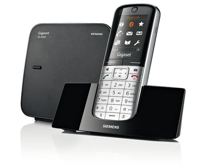 Радиотелефон Gigaset SL400<br>