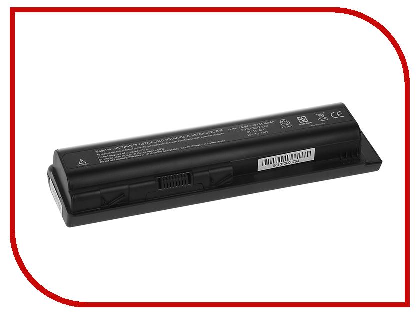 Аккумулятор HP Pavilion DV4/DV5-1000/DV6-1000/DV6-2000, Presario CQ40/CQ45/CQ50/CQ60/CQ61/CQ70/CQ71 Pitatel - усиленный! 95 Wh BT-474