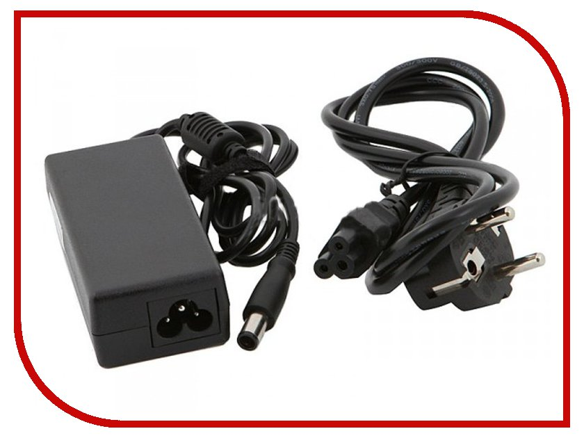 Блок питания Pitatel HP Compaq 18.5V 3.5A (7.4x5.0) AD-058 / D-NA-942 блок питания для примочек 96dc 200bi