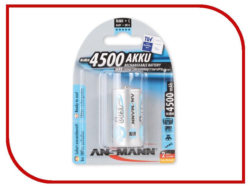 ����������� C - Ansmann R14 4500 mAh Ni-MH ����� (1 ��) 5030632
