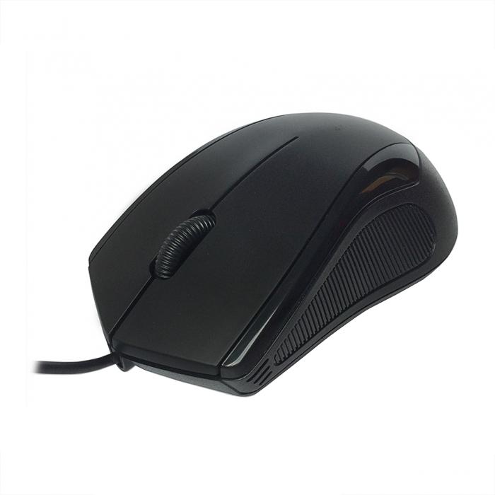 Мышь проводная CBR CM 100 Black<br>
