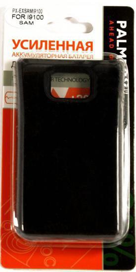 Аксессуар Аккумулятор Samsung GT-i9105 Galaxy S II Plus / GT-i9100 Galaxy S II Palmexx - усиленный! 3000/3500 mAh