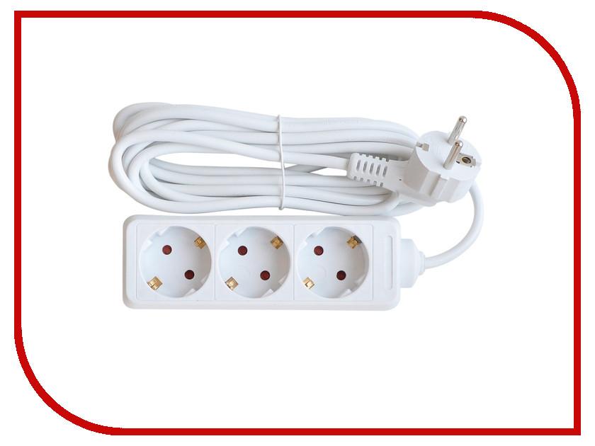 Удлинитель IN HOME 3G-5-SMART 5m 8335 / 4690612010342