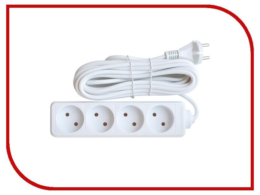 Удлинитель IN HOME 4N-5-SMART 5m 8245 / 4690612010328