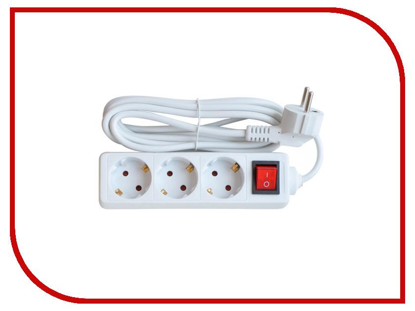 Сетевой фильтр IN HOME 3GS-5-SMART 5m 8435 / 4690612010380
