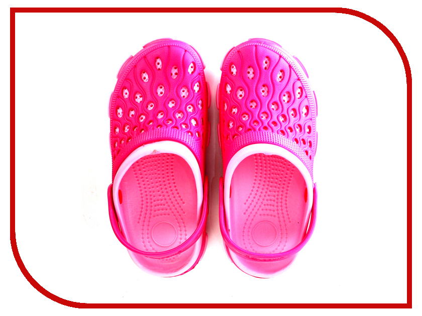 Сабо Колесник Дуэт ЭВА Bright-Pink Pink р.31